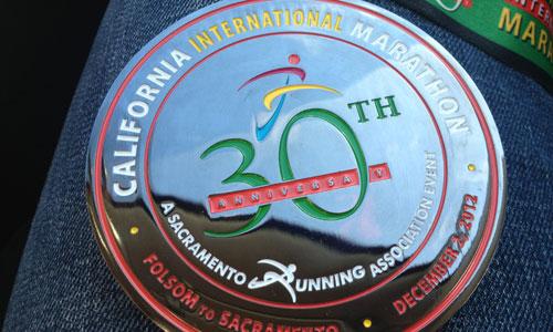 cim9 Battling the elements at California International Marathon: Part I