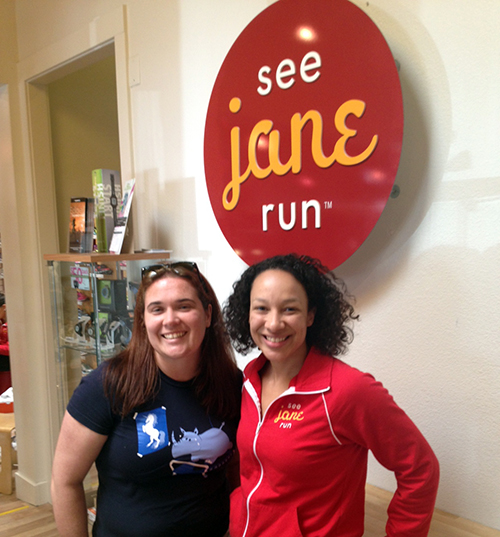 seejanerun2 Run nerd moments in Oakland
